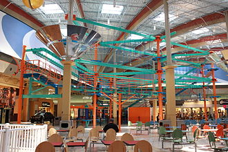 Pittsburgh Mills - Sky Trail which has since been removed