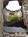 Slanec, hrad, věž zevnitř.jpg