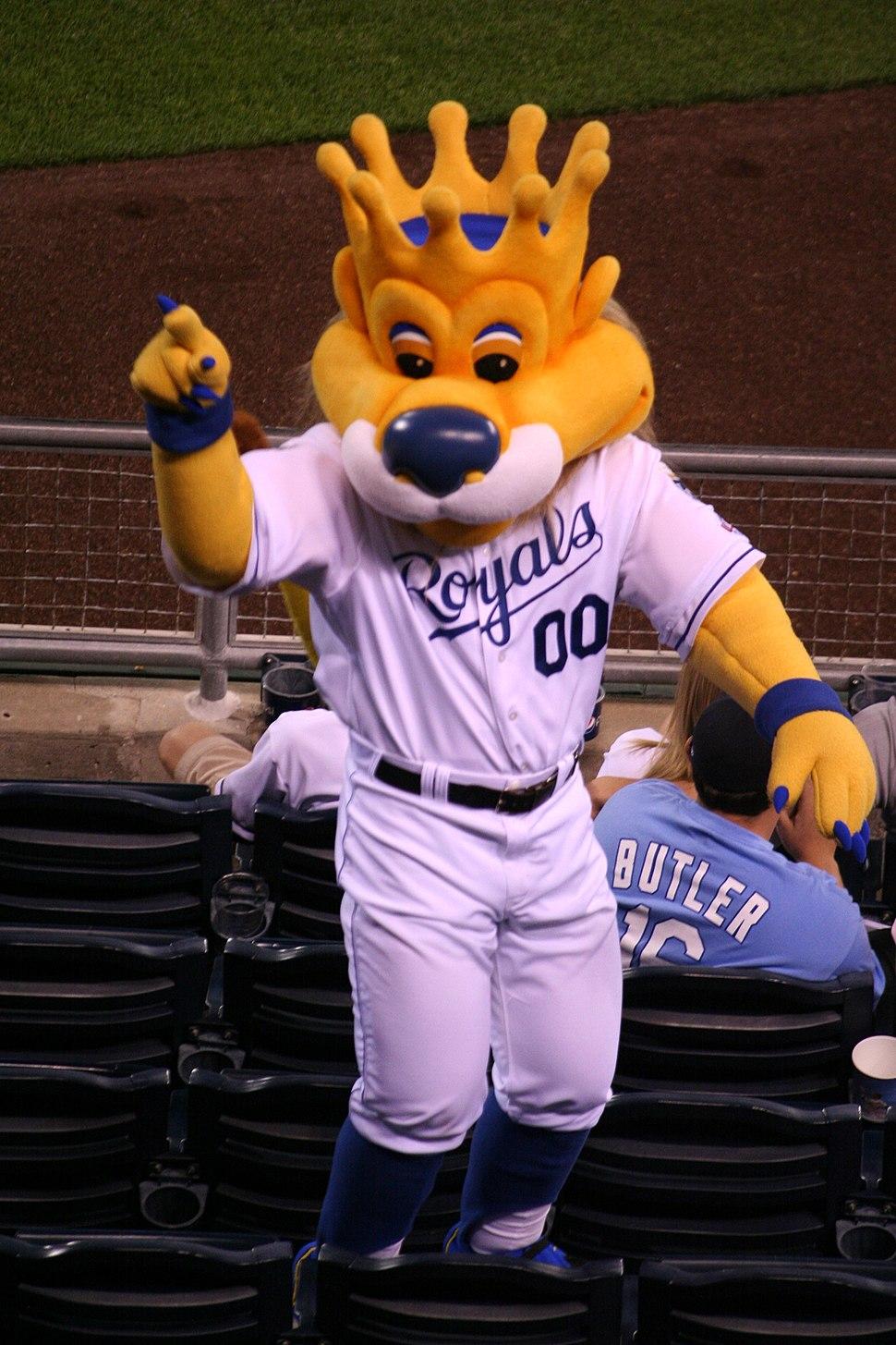 Sluggerrr (Kansas City Royals)