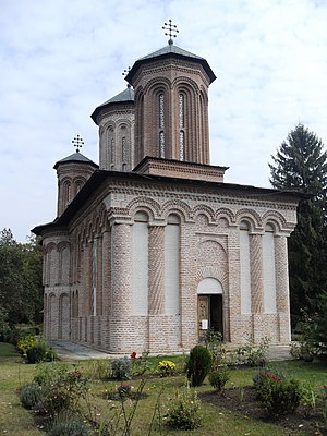 Vladislav II of Wallachia - The Monastery founded by Vladislav II.