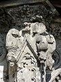 Soissons (02), abbaye Saint-Jean-des-Vignes, cloître gothique, galerie ouest, amortissement d'un contrefort (du nord au sud) 4.jpg
