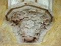 Soissons (02), abbaye Saint-Jean-des-Vignes, réfectoire, cul-de-lampe du 3e doubleau, côté ouest.jpg
