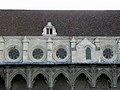 Soissons (02) Abbaye Saint-Jean-des-Vignes Cloître 14.JPG