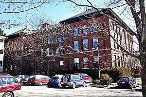 Martin W. Carr School - Image: Somerville MA Martin Carr School