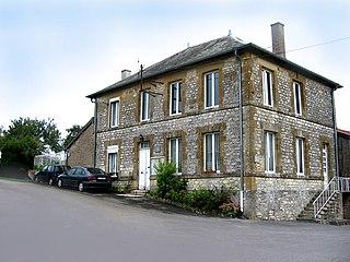 Sommerance Commune in Grand Est, France