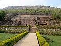 Son Bhandar caves front.jpg