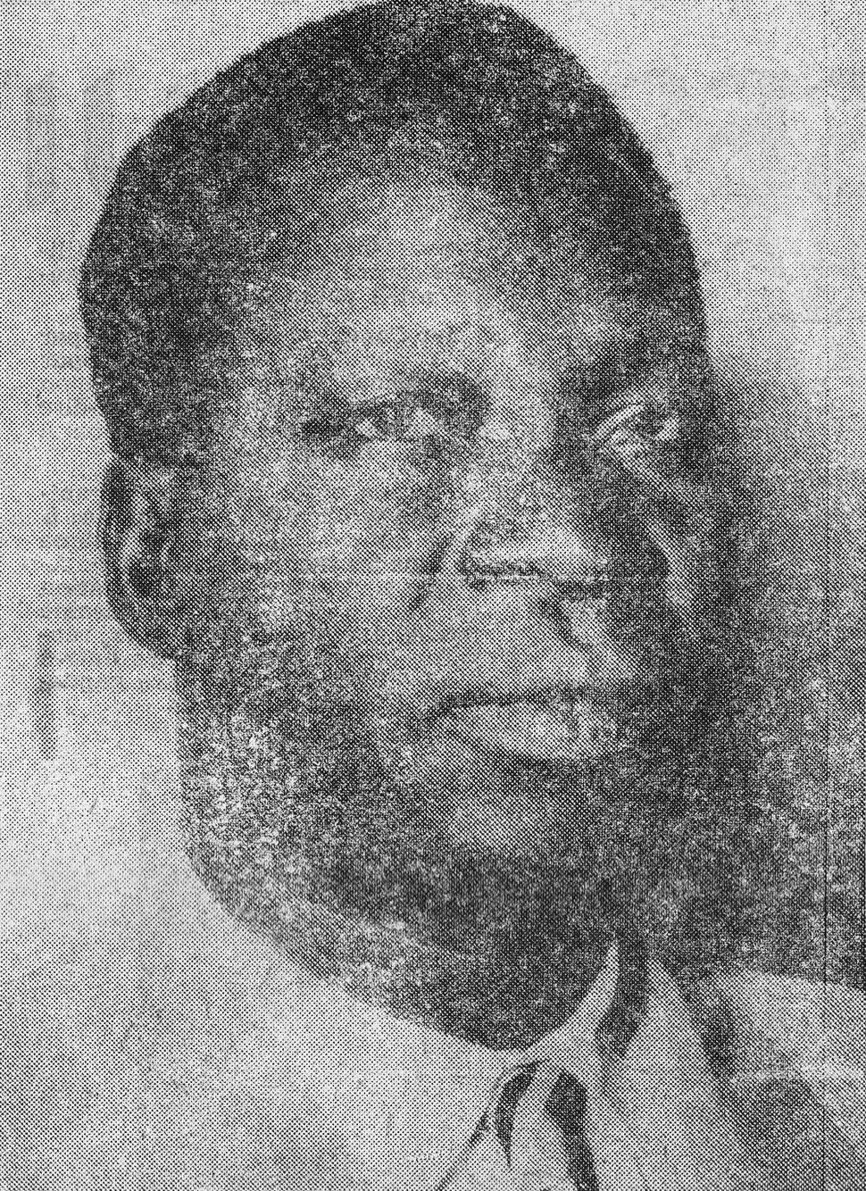 Sourou Migan Apithy in 1958