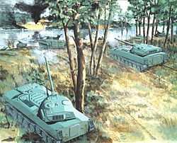 Soviet Artillery Supporting River Crossing (1982).jpg