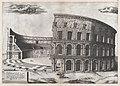 Speculum Romanae Magnificentiae- Amphiteathrum Castrense MET DP870452.jpg