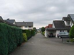 Sperlingsweg in Oerlinghausen