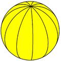 Spherical hendecagonal hosohedron.png