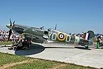 Spitfire Mk Vb BL628 at 2008 Oshkosh Air Show Flickr 2749103912.jpg