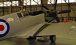 Spitfire PR Mk.XIX, The Battle of Britain Memorial Flight, RAF Coningsby. (31156148905).jpg