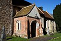 Ss Peter and Thomas' Church, Stambourne, Essex - south porch.jpg