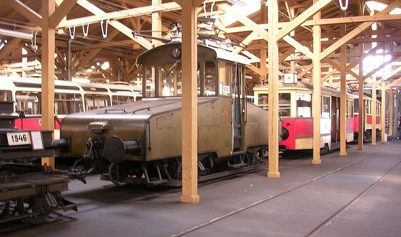 File:Střešovice, tramvajová lokomotiva 4072 (01).jpg