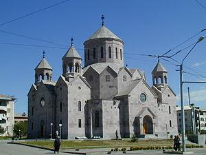 Ґюмрі: St-Hagop gyumri