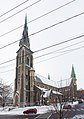 St. Joseph's Church, Albany, New York in winter.jpg