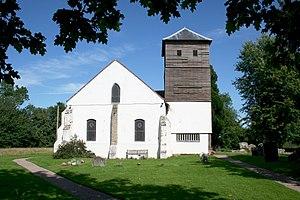 Cotheridge - Image: St. Leonard's Church, Cotheridge