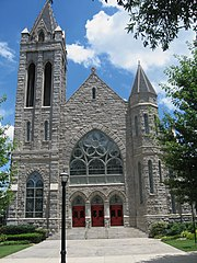St. Mark's United Methodist Church - Atlanta, Georgia