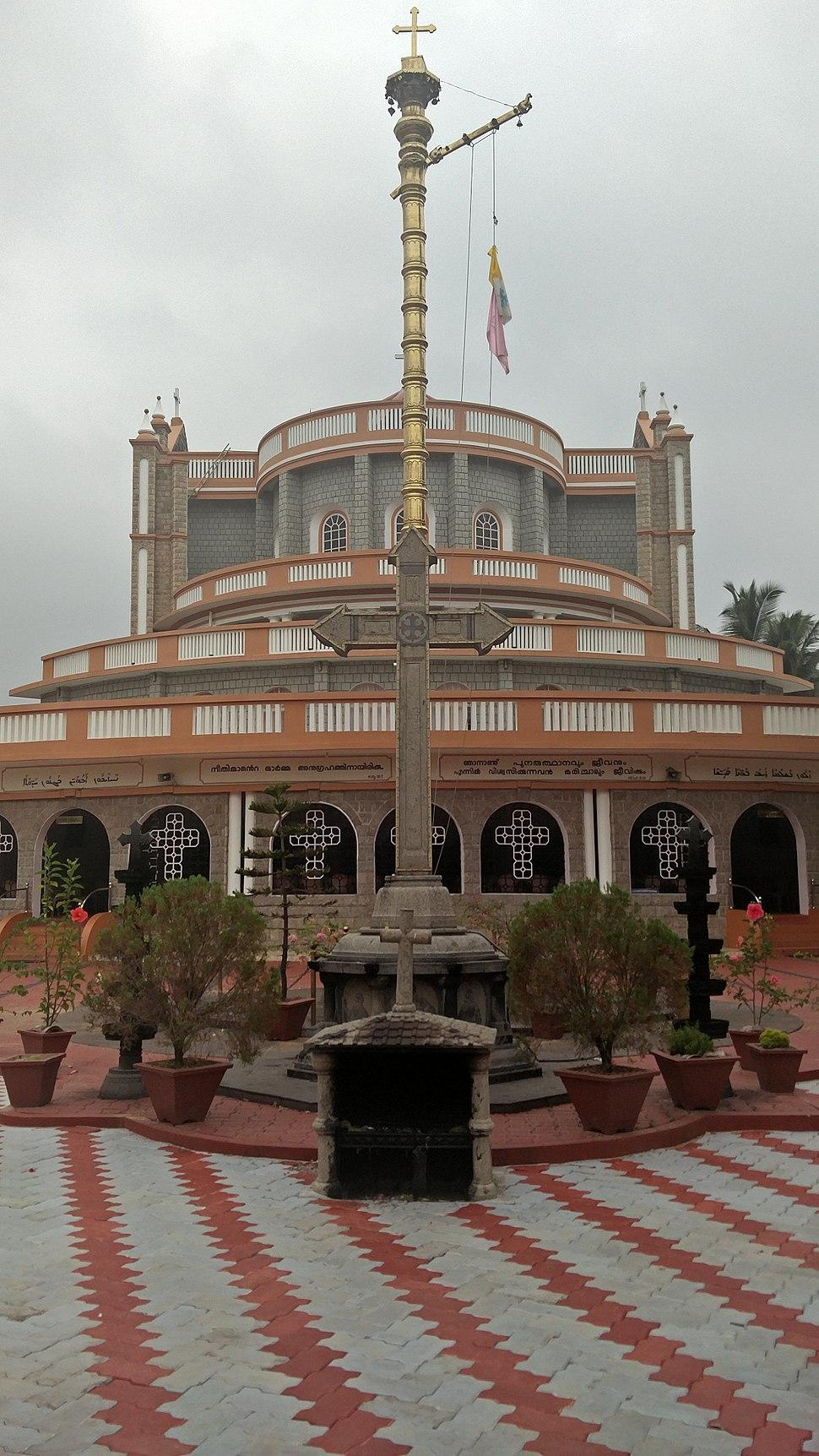 St. Mary's Cathedral, Pattom, Thiruvananthapuram