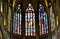 St. Vitus's Cathedral, Prague Castle (17) (25936820690).jpg