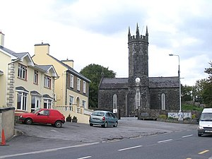 Ennistymon - St Andrew's Church (Church of Ireland)