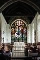 St Andrew, Wickhambreaux, Kent - Chancel - geograph.org.uk - 325546.jpg