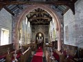St Andrews Church, Dacre, Interior, Cumbria.jpg