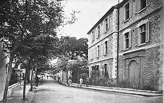 St. Jago's Arch - Image: St Jago's Arch 1920