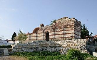 Church of St John Aliturgetos - Image: St John Aliturgetos church Nesebar
