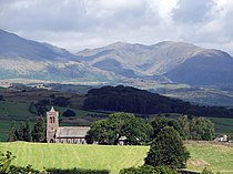St Lukes Church at Lowick, Cumbria - geograph.org.uk - 835685.jpg
