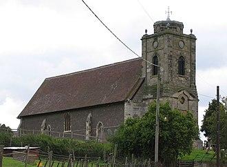Shearsby - St Mary Magdelene, Shearsby