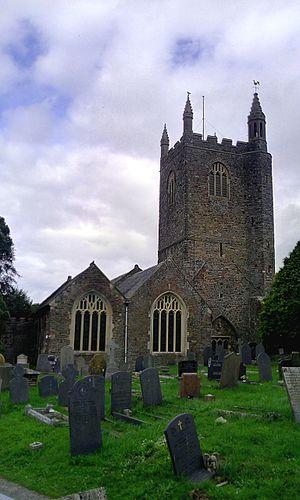 Pilton, Devon - St Mary the Virgin church