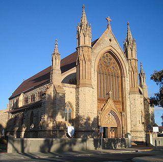 St Patricks Basilica, Fremantle church in Fremantle.