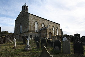 Fylingdales - The older St Stephen's Church