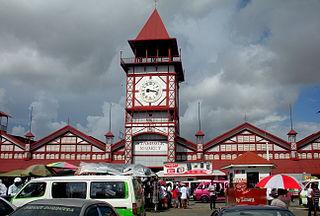 Stabroek Market