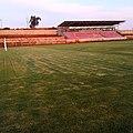 Stade Municipal de Mbouda, Tribune Ouest.jpg
