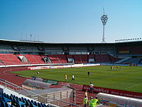 Stadion Evzena Rosickeho, north stand.jpg