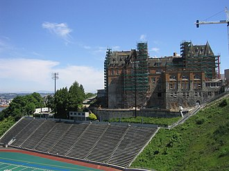 Stadium High School - Stadium High School during a 2007 renovation