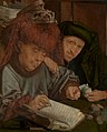 Stadsontvanger, Marinus van Reymerswale, 16de eeuw, Koninklijk Museum voor Schone Kunsten Antwerpen, 244.jpg