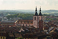 Stadtpfarrkirche Fulda (vom Domturm).jpg