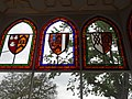 Stained glass windows at Strawberry Hill House 38.jpg