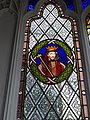 Stained glass windows at Strawberry Hill House 47.jpg