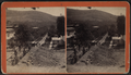Stamford Water Works, reservoir, Construction gang, Delaware St, from Robert N. Dennis collection of stereoscopic views.png