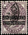 Stamp Bechuanaland Protectorate 1897 1p.jpg