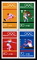 Stamps of Germany (BRD), Olympiade 1972, Blockausgabe 1972, Markenheft.jpg