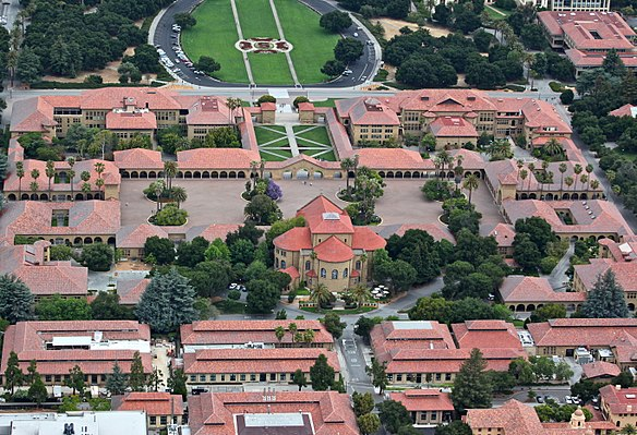 Main Quad (Stanford University)