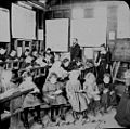 StateLibQld 1 141227 Interior of a school room at Postmans Ridge in the Helidon district, ca. 1902.jpg