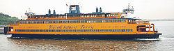 El transbordador de Staten Island
