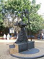Statue in Bilston Town Centre - geograph.org.uk - 236033.jpg